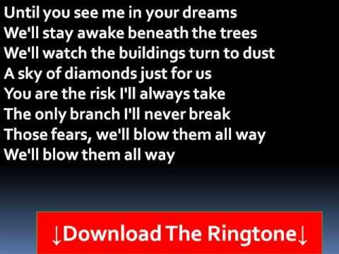 Ellie Goulding - I'll Hold My Breath Lyrics
