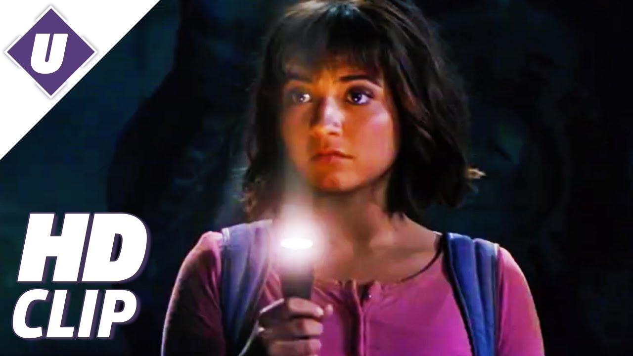 """Download Dora and the Lost City of Gold (2019) - Official """"Puquois"""" Clip"""