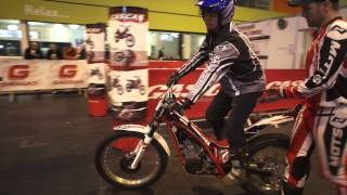 ACU Try Trials at Motorcycle Live