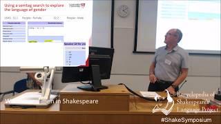 Women and men in Shakespeare