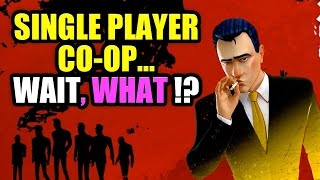 Single Player Co-op… Wait, WHAT?!  - Reservoir Dogs: Bloody Days Gameplay