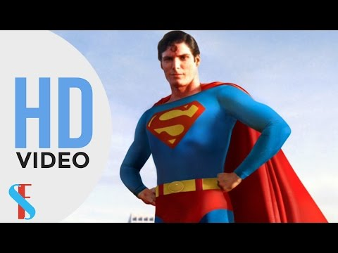 Superman: The Movie [1978] Official Teaser Trailer [HD]