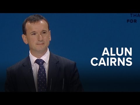 Alun Cairns: Speech to Conservative Party Conference 2016