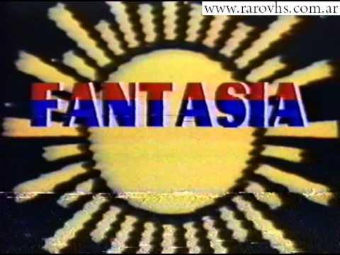 Fantasia Films en Video (Logo - Presentación)