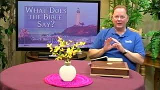 Faith, Love, and Hope – Colossians 1:1-8 – What Does the Bible Say? #109