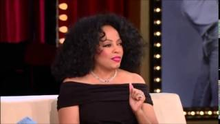 Diana Ross - Oprah Show 02-25-2011 (PART TWO)