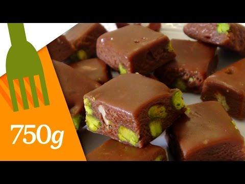 Recette de Fudge au caramel - 750g
