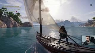 Assassin's Creed Odyssey #4 - Druga wyspa, Itaka [fabuła]