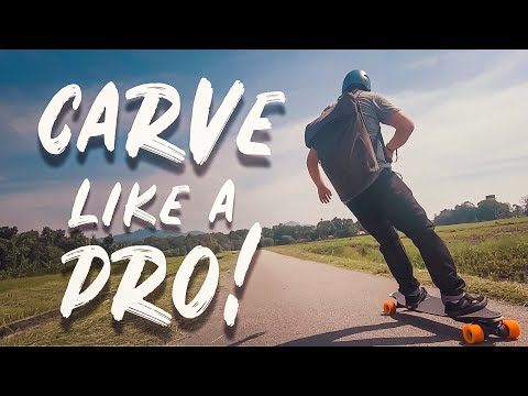 How To Carve Like A Pro! | Electric Skateboard Mini Guide On Carving