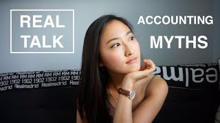 6 Accounting Myths l Accounting in the Real World l Accounting Major