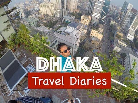 Dhaka - জাদুর শহর । Gopro Travel Video