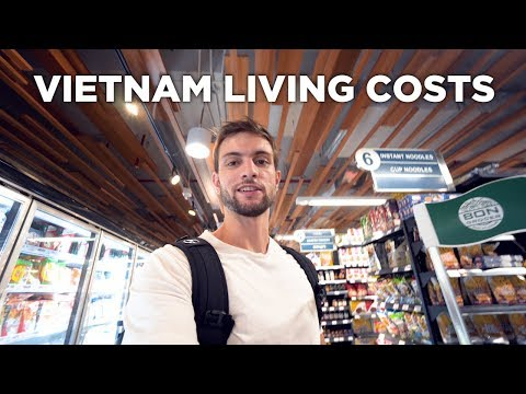 Vietnam Cost Of Living: Food (Prices Included)