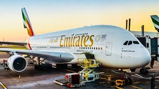 *Brand New* Emirates A380 Full Flight Review (HD)
