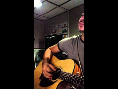 Cover 'Over Your Shoulder' by Rudderless