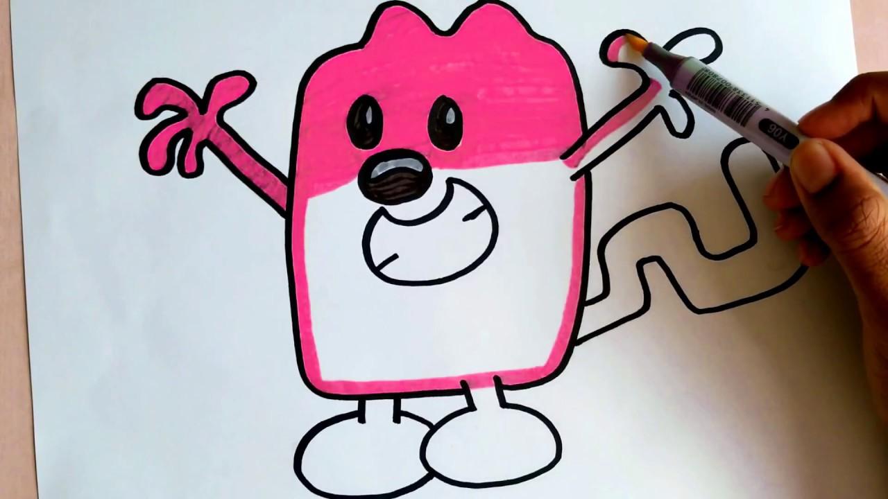 Wow Wubbzy Draw