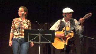 Mat Callahan & Ivonne Moore - When Labor Calls - American Roots Folk House