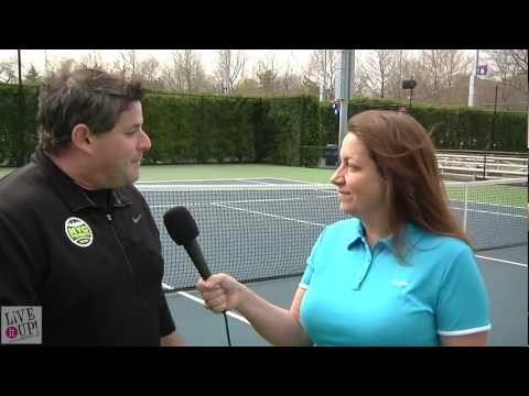 USTA BILLIE JEAN KING NATIONAL TENNIS CENTER on Live it Up with Donna Drake