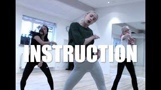 VJCDANS - Instruction - Jax Jones ft. Demi Lovato, Stefflon Don
