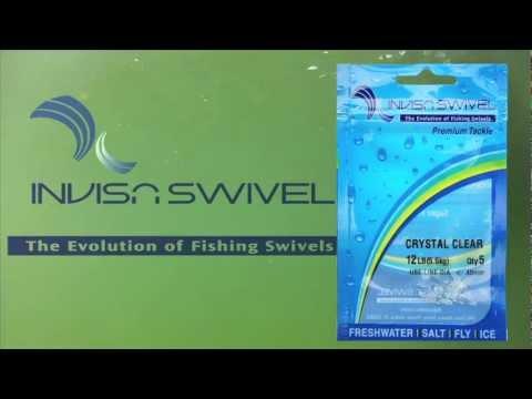 AQUATECO REVOLUTIONARY FISHING PRODUCT INVISASWIVEL