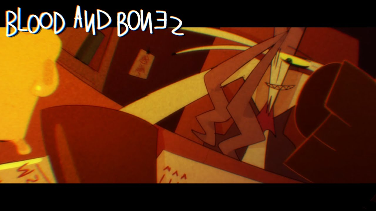 BLOOD AND BONES| ORIGINAL ANIMATION