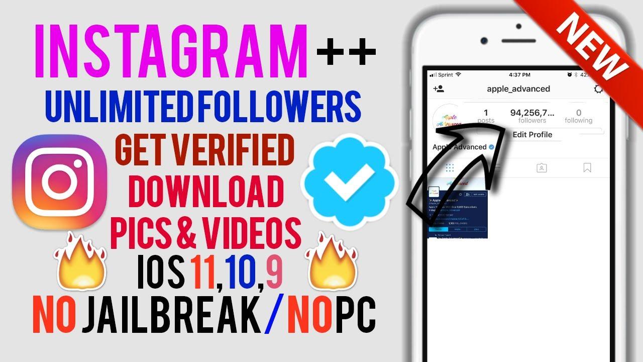 download instagram ios 11