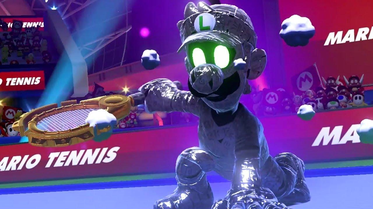 Mario Tennis Aces Adventure Mode Walkthrough Part 6 Marina Stadium