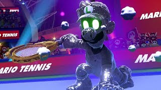 Mario Tennis Aces - Adventure Mode Walkthrough Part 6 - Marina Stadium