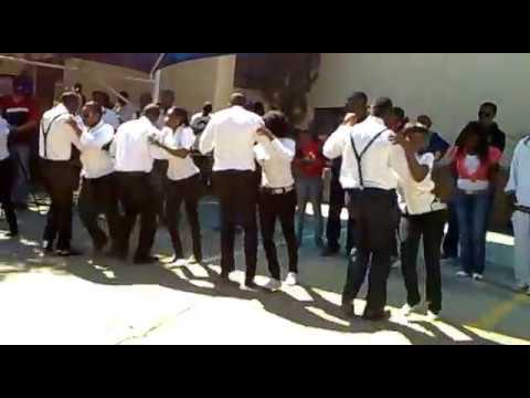 Angolan traditional dances - Polytech of Namibia 2002