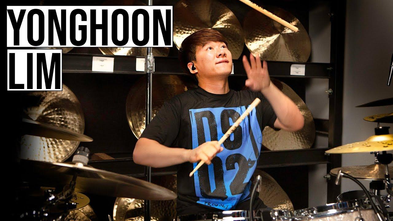 Download YongHoon Lim  - Zildjian Vault Solo