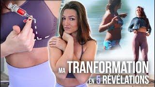 MA TRANSFORMATION : 5 REVELATIONS