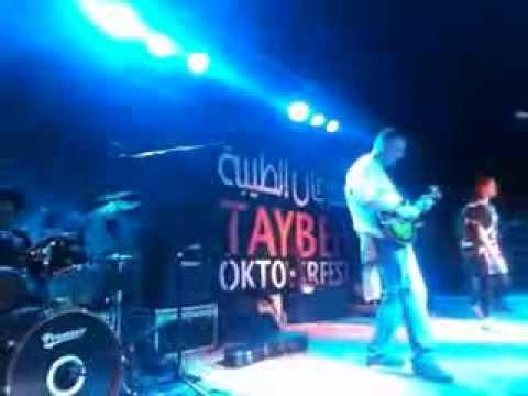 Qalandia Blues - Full Gig - Taybeh Oktoberfest 2012, Taybeh, Palestine