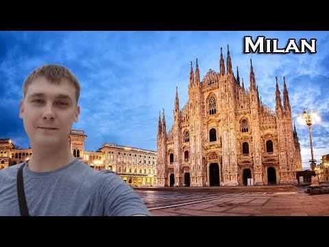 Италия, Милан: цены, достопримечательности, лайфхаки, советы туристам, видео вставки и фото