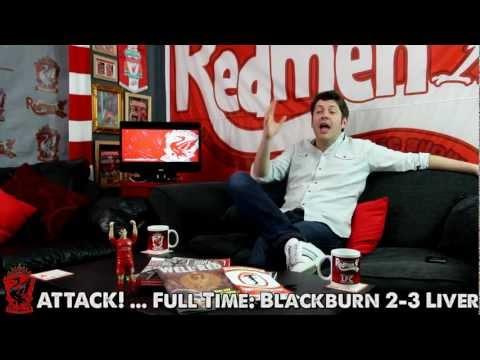Blackburn 2-3 Liverpool: Carroll's Injury Time Header Seals the Win for LFC (Fan Reactions)