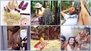 Passeio na Floresta Amazônica, um dia na comunidade e muito +