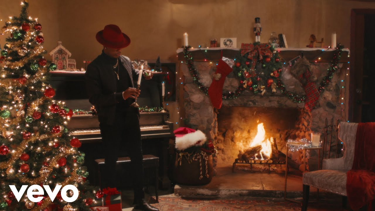 Ne-Yo - The Christmas Song (Visualizer)