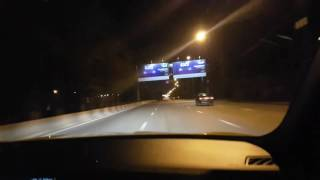 BMW M5 F10 750HP POLICE CHASE