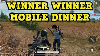 PUBG Android Full Gameplay - VICTORY... Against Bots