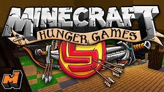 Repeat youtube video Minecraft: Hunger Games Survival w/ CaptainSparklez - KNIGHT SMASH!