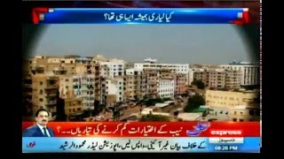 Lyari Crime History - Express News Show Takrar 17 February 2016