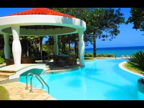 Luxus Villa am Meer mit 5 Schlafzimmern - Millionen Dollar Haus ...