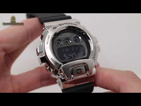 UNBOXING 2020 CASIO G-SHOCK 25TH ANNIVERSARY METAL GM6900-1