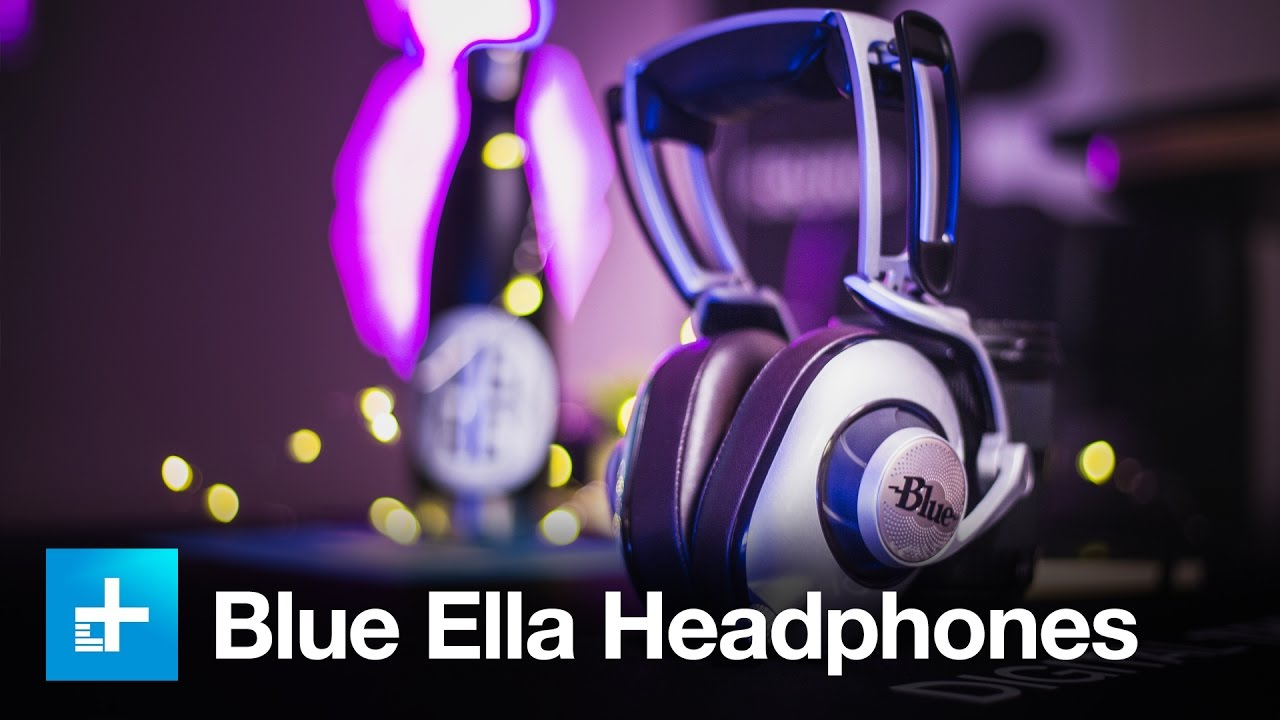 Blue Ella Planar Magnetic Headphones – Hands On Review