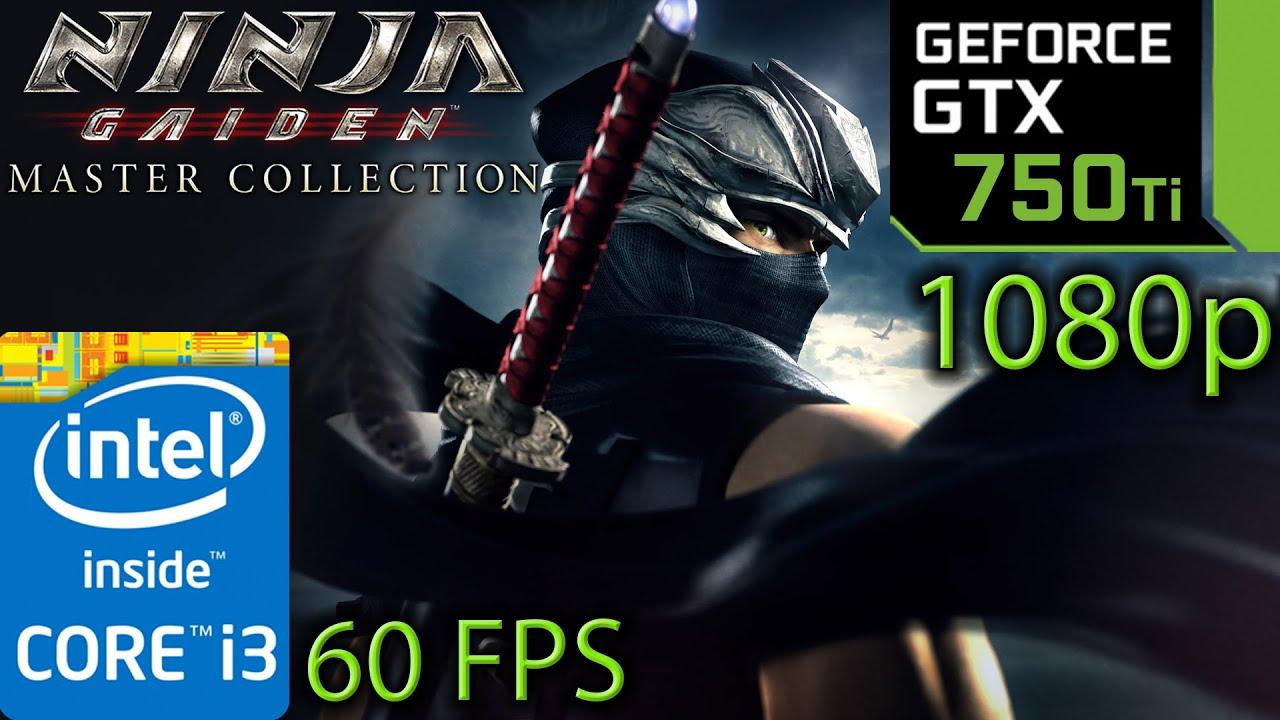 GTX 750 ti   Ninja Gaiden Master Collection   1080p 60 FPS   i3 10100f   PC Performance