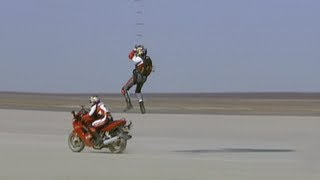 Gambar cover Motorcycle to Airplane Transfer - Troy Hartman