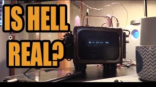 Is Hell Real?  This Spirit says IT IS - HEAR THIS Wonder Box Spirit Session
