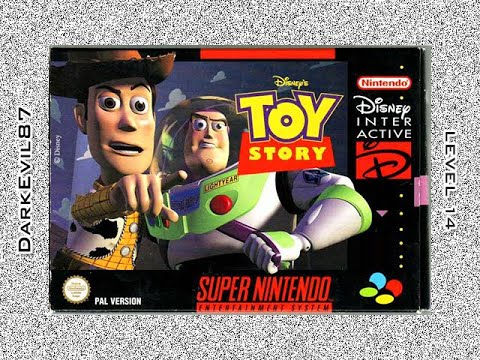 Toy Story Snes Battle Of The Mutant Toys 14th Mission Youtube