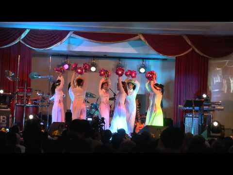Bài Múa Mùa Hoa Đạo - GĐPT Đại Bi Quang Âm tại Chùa Quang Minh Melbourne