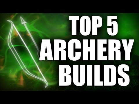 Skyrim - Top 5 Archery Builds