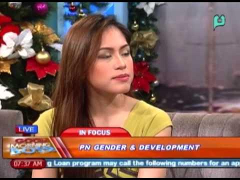[Good Morning Boss] Panayam tungkol sa Philippine Navy gender & development