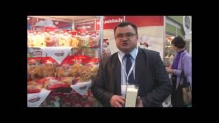 Минский Комбинат Хлебопродуктов на Продэкспо-2014, Москва, февраль 2014